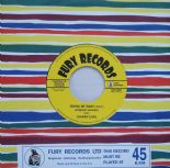 "45Re ✦ JOHNNY EARL✦ ""Swing Me Baby / Anne Marie Valentine"" 2 Great Jivers. Hear♫"